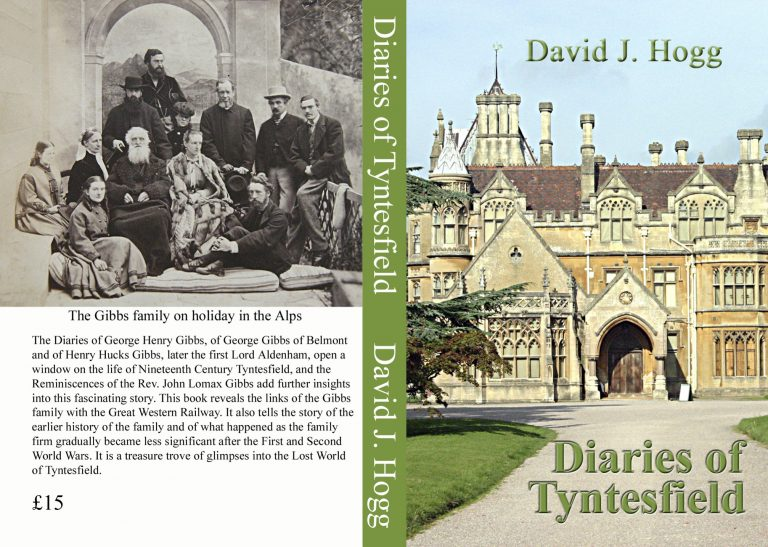 Diaries of Tyntesfield