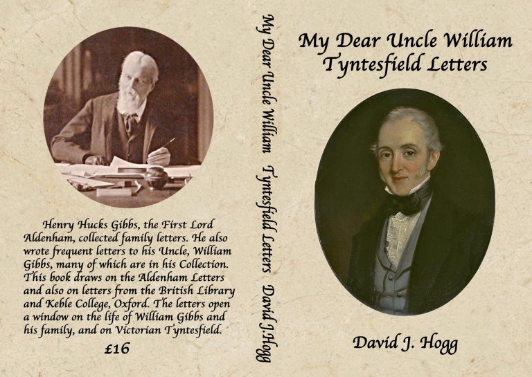 My Dear Uncle William Tyntesfield Letters