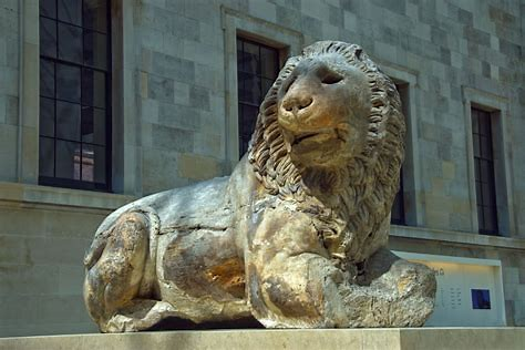Lion of Knidos