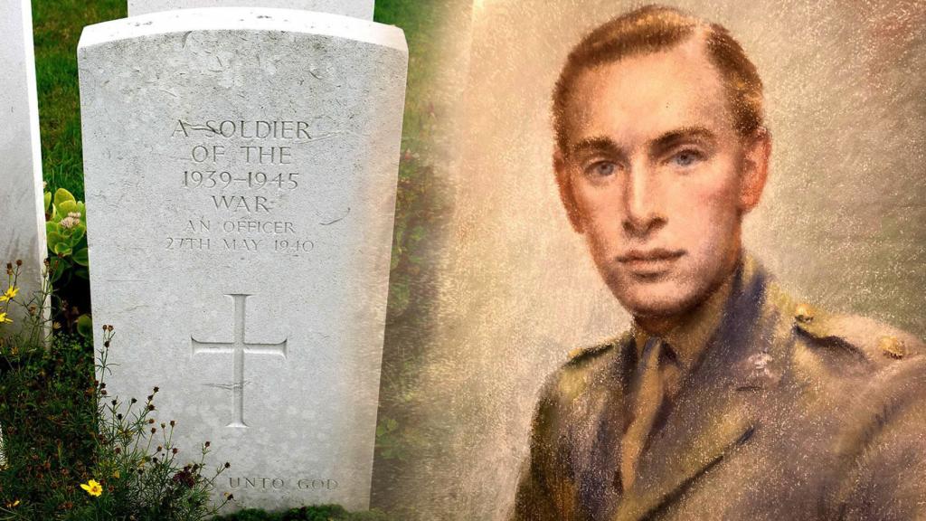 Piers Edgcumbe War Grave